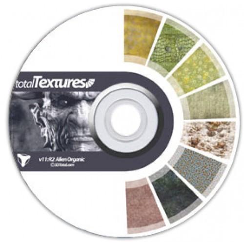 Total Textures - Alien Organic