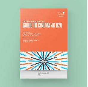 Greyscalegorilla's Guide to Cinema 4D R20