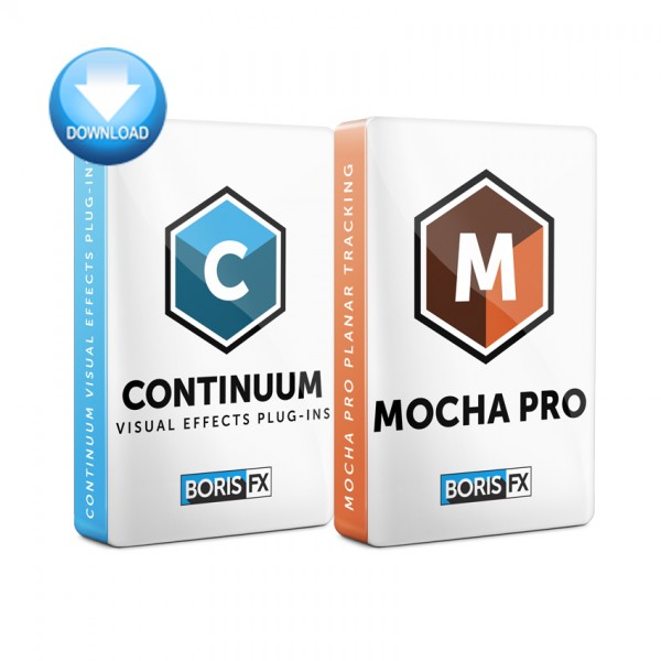 Continuum + Mocha Pro Bundle