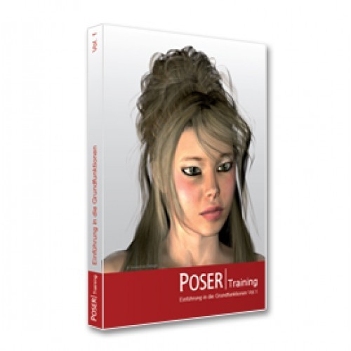 Poser 7 Training (Deutsch)