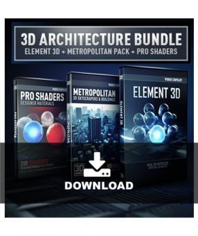 3D Architecture Bundle