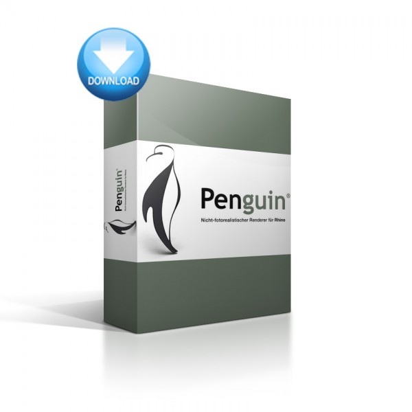 Rhinoceros 3D Plug-In - Penguin 2.0