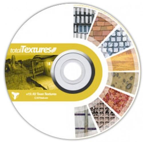 Total Textures - Toon Textures