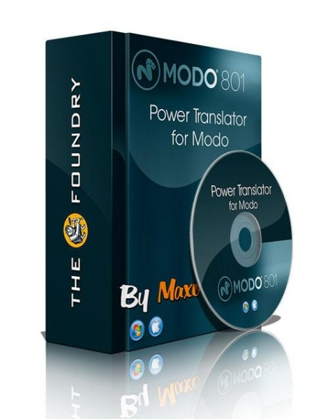 MODO – PowerTranslator
