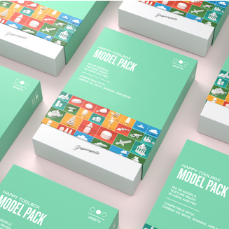 The Happy Toolbox Model Pack