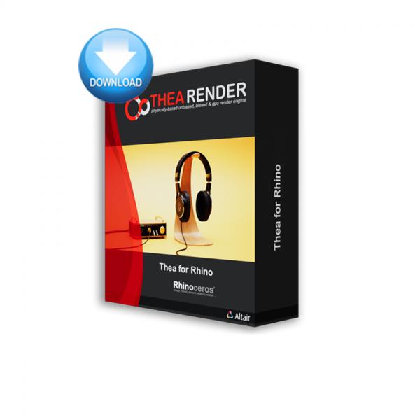 Thea Render for Rhino v2.2