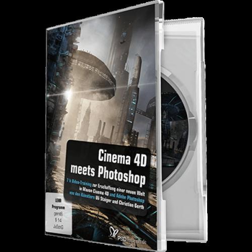 CINEMA 4D meets Photoshop