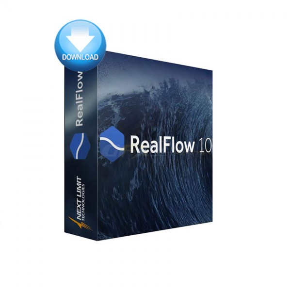RealFlow for CINEMA 4D 2.6