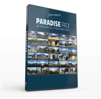 HDRI Expansion Pack Paradise