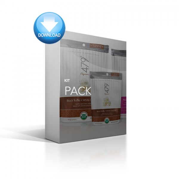 MODO - PACK (Package Design and Construction Kit)