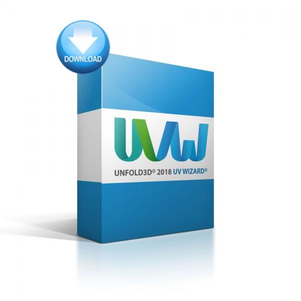 Unfold3D 2019 UV Wizard