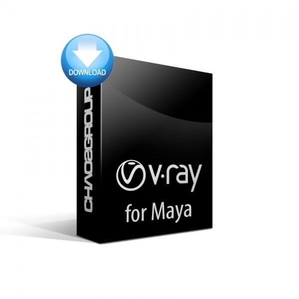 V-Ray 5 für Maya