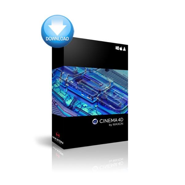 CINEMA 4D - Permanente Lizenz (R25)