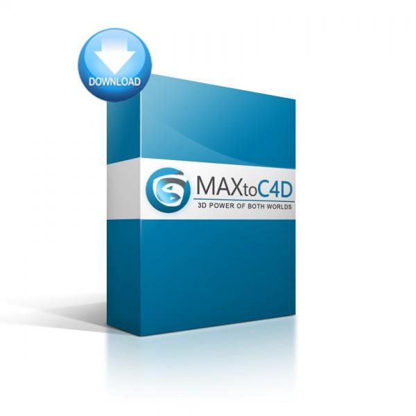 MAXtoC4D