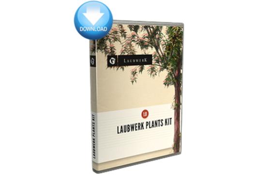 Plants Kit 02 - sommergrüner Laubwald