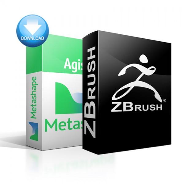 Metashape Standard + ZBrush Bundle