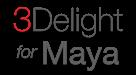 3Delight für Maya