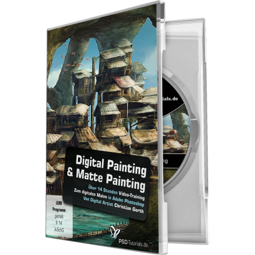 Digital Painting & Matte Painting