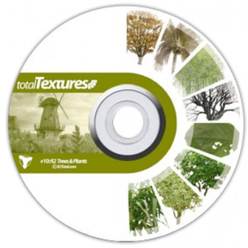 Total Textures - Trees & Plants
