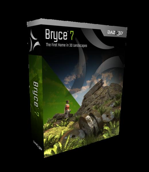 Bryce 7 Pro