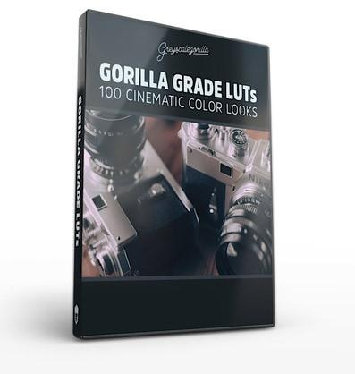 Gorilla Grade LUTs