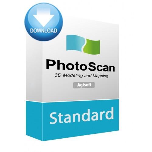 PhotoScan Standard