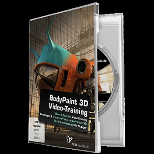 Maxon BodyPaint 3D