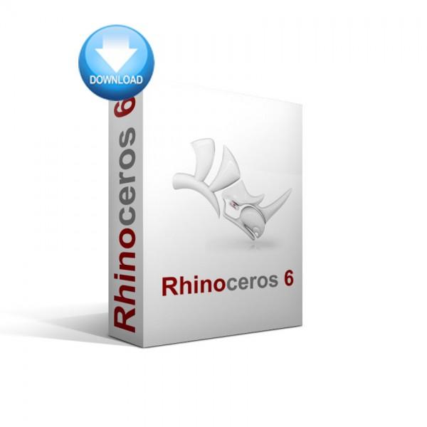 Rhinoceros 3D 6.0 für Mac – EDUCATION