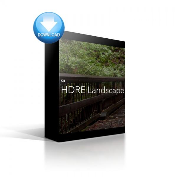 MODO - HDRE Landscape