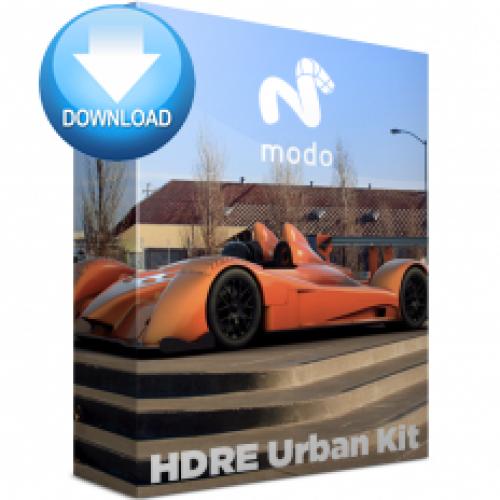 MODO - HDRE Urban