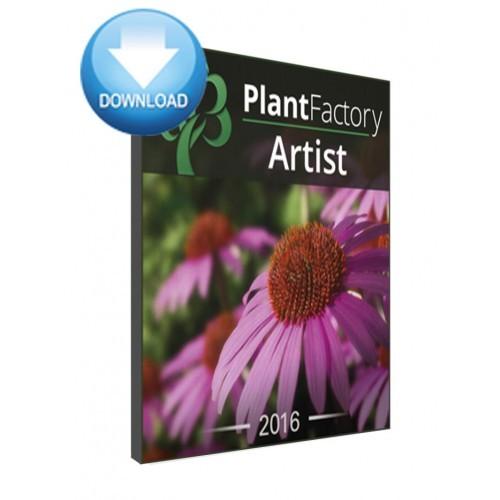 PlantFactory Artist 2016