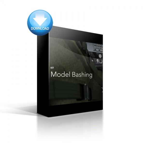 MODO - Model Bashing