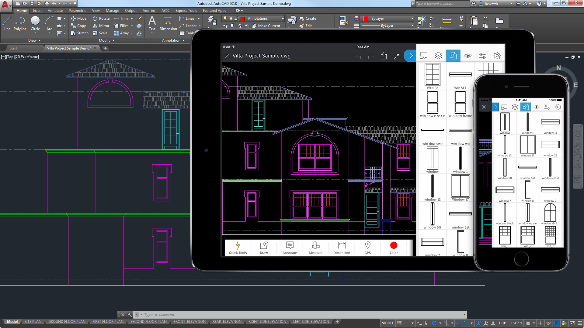 autodesk auto cad connected collaboration large