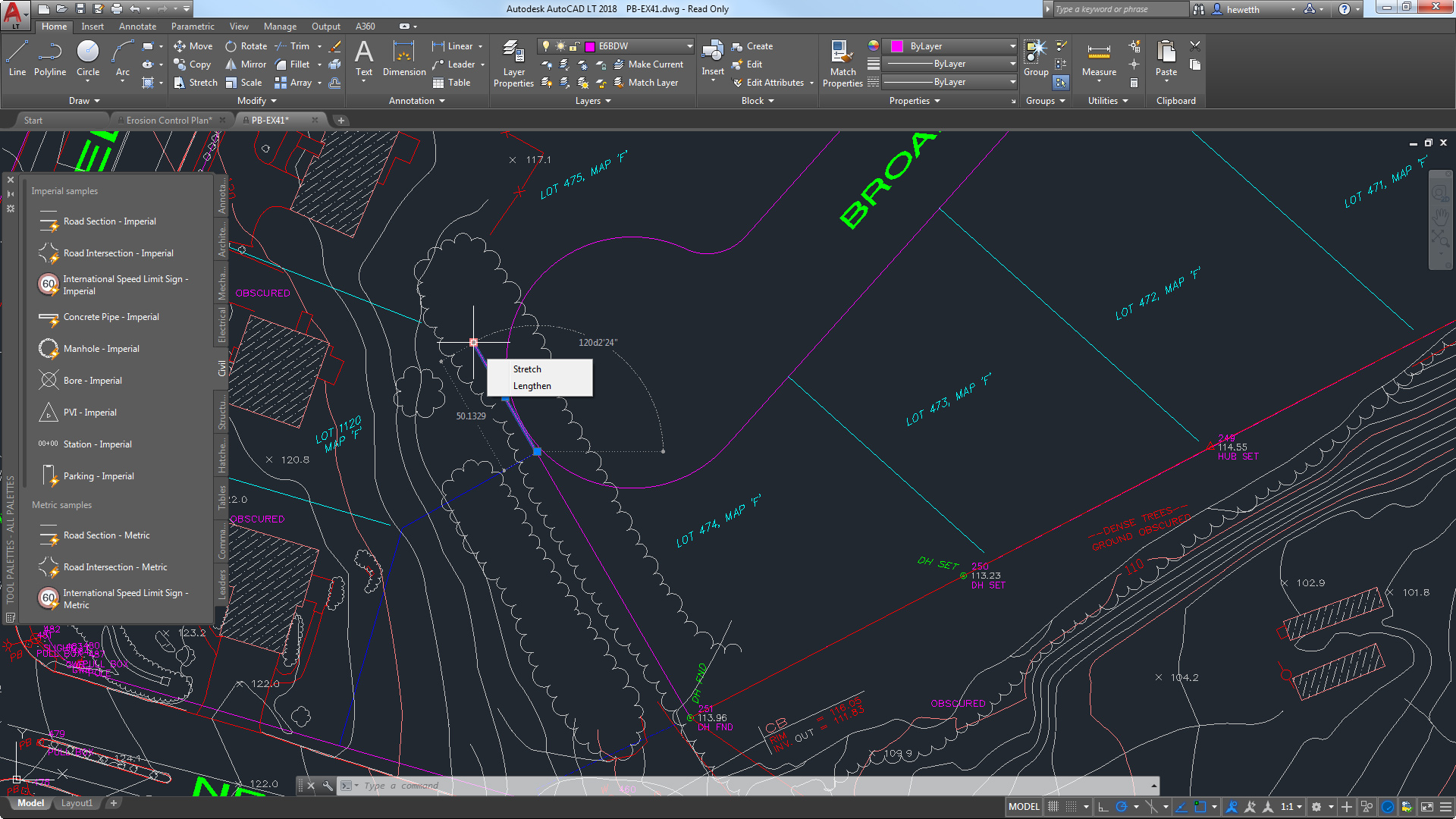 autodesk auto cad lt intuitive user interface