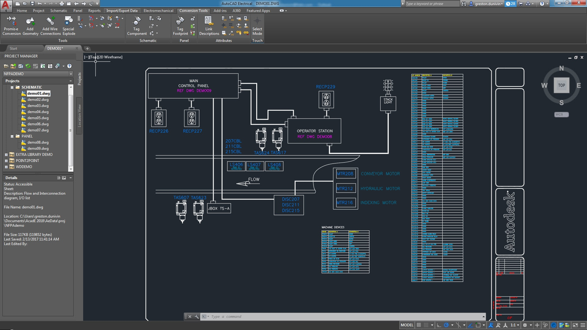 AutoCAD Electrical 2019 | CAD / Nurbs Modeling | CAD & 3D Software ...