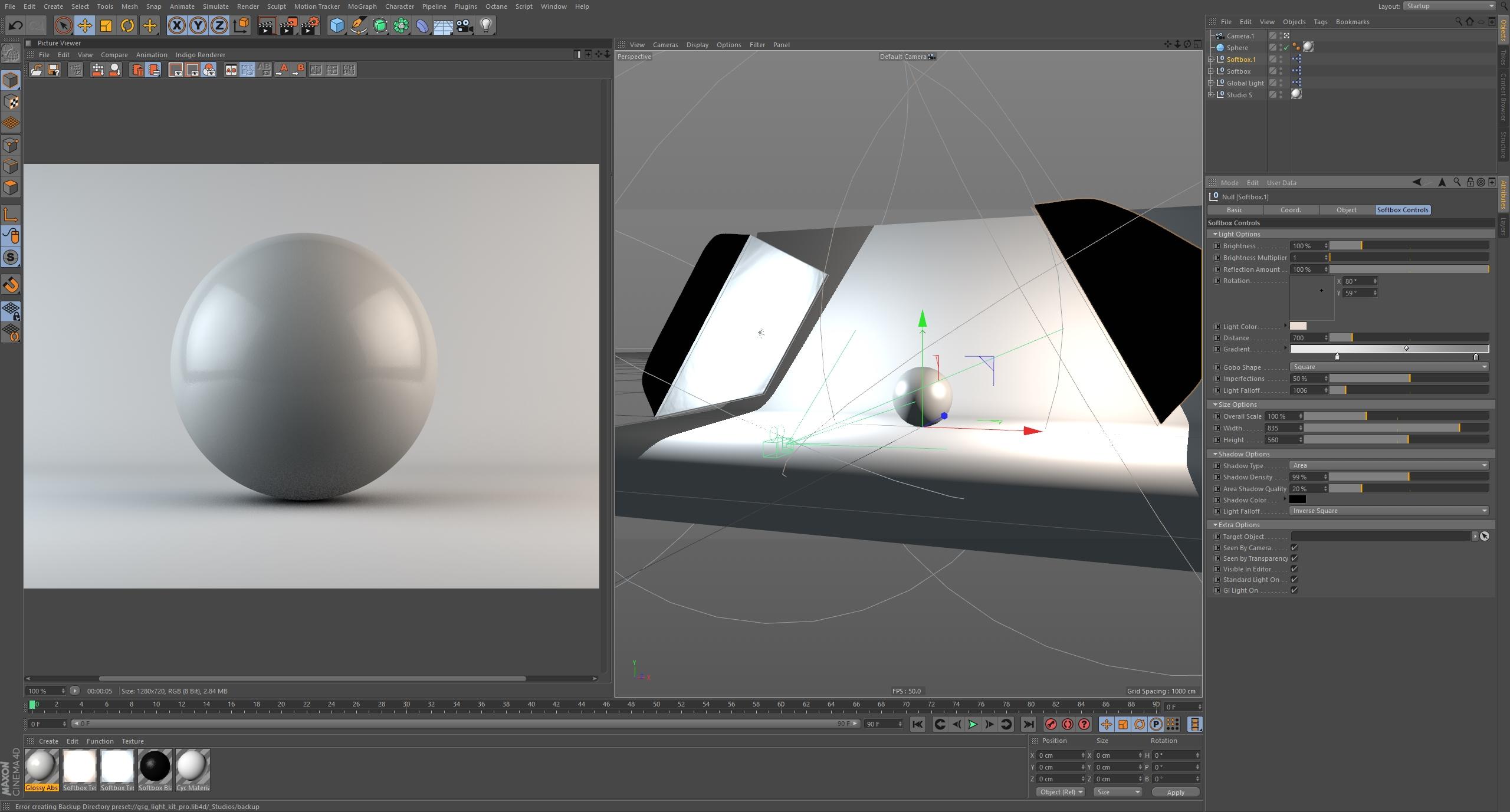 Light Kit Pro 3