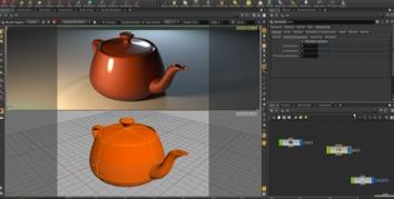 Redshift Renderer - Features | Produktbeschreibungen für software3D de