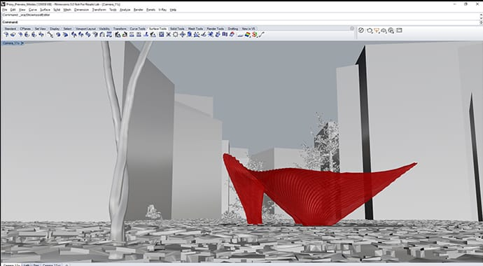 Chaosgroup V-Ray für Rhino - Features